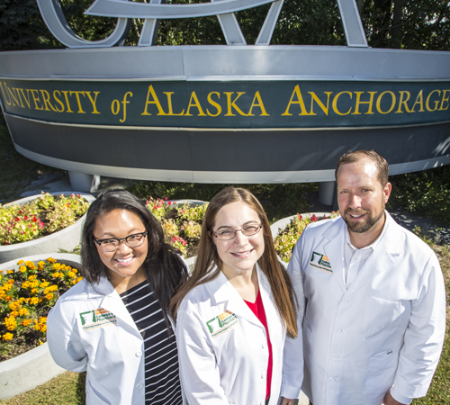 UAA and Idaho State University have partnered to offer a Doctor of Pharmacy program in Anchorage.