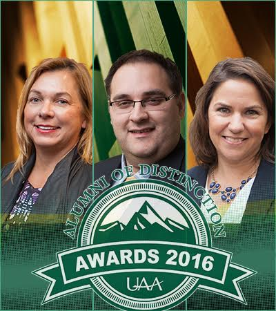 2016 Alumni of Distinction