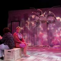 Production photos from Frozen by Bryony Lavery, UAA Department of Theatre and Dance, Spring 2019
