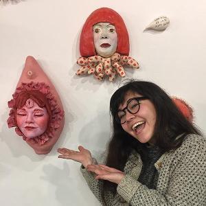 Jessie Saiki, Roger DeSmith Creative Art in Ceramics, 2018