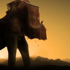 Part House Part Elephant