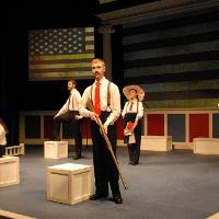 44 Plays for 44 Presidents, UAA Theatre and Dance, 2015
