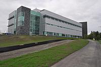 Exterior of the Health Sciences Building