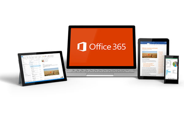 Office 365 on multiple devices