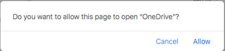 SharePoint Online Allow OneDrive client access