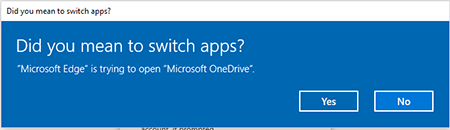 SharePoint Online Allow OneDrive client sync dialog