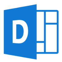 Office Delve Icon