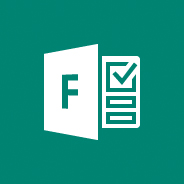 Microsoft Forms application icon
