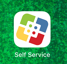 Screenshot of Self Service Icon