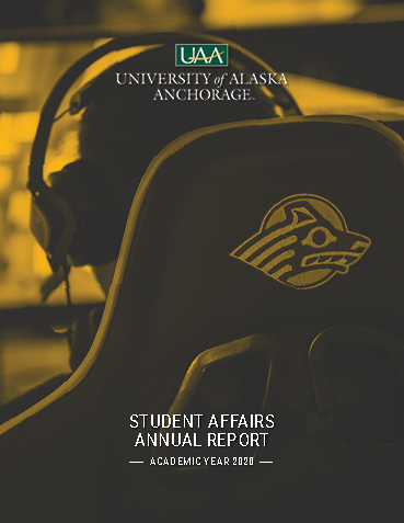 Document Thumbnail—Student Affairs End of Year Report AY20