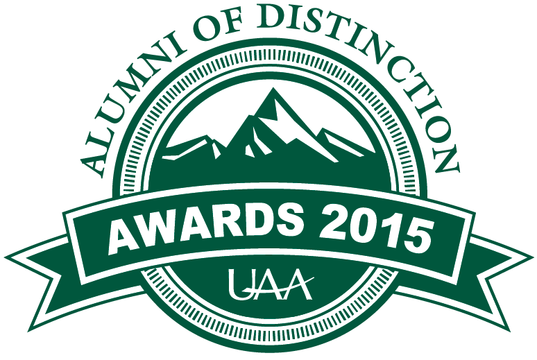 UAA Alumni of Distinction Award Logo