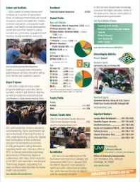 UAA Amazing Facts brochure page 2 thumbnail
