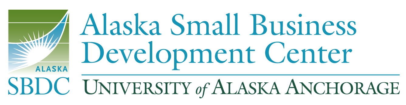 Alaska Small Business Development Center (SBDC) Logo