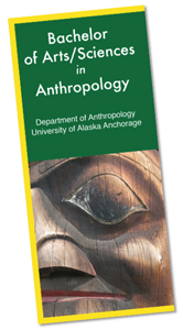 Bachelor of Arts/Sciences in Anthropology: Department of Anthropology