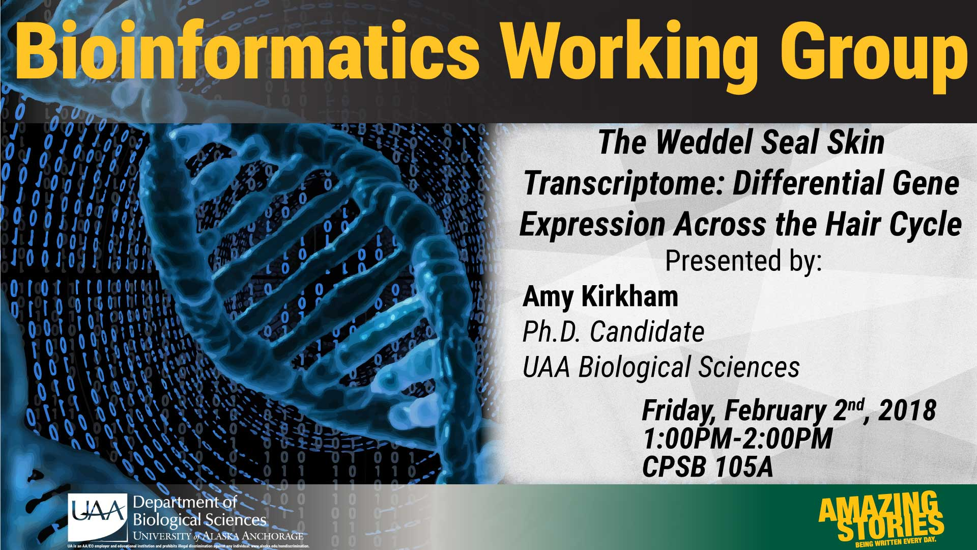 Bioinformatics Working Group