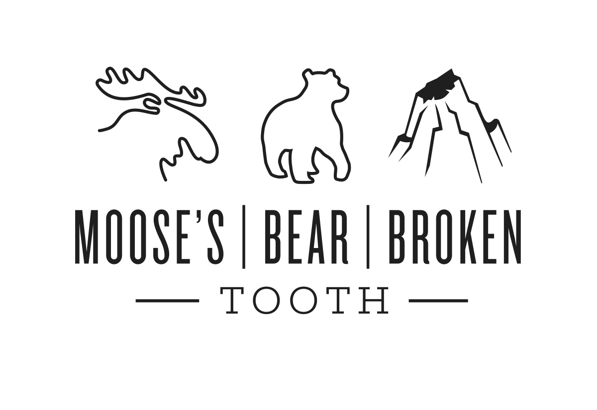 Moose's Tooth/Bear Tooth/Broken Tooth Logo