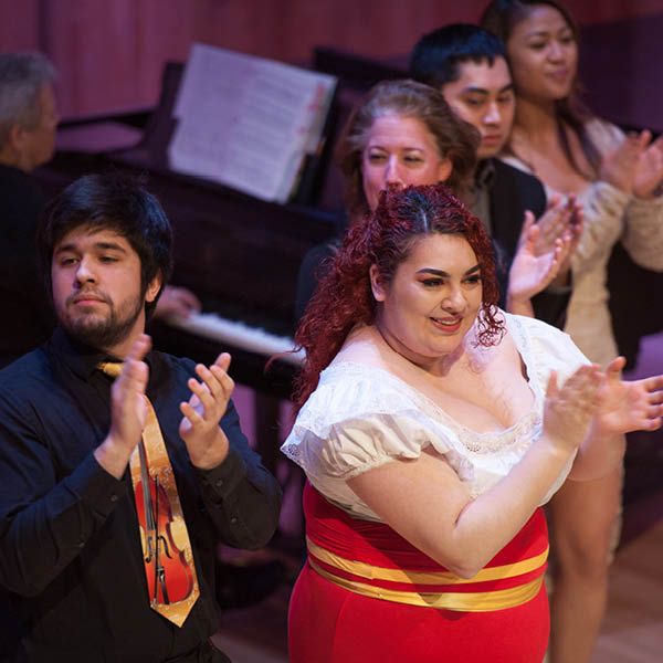 UAA Opera Ensemble in Performance