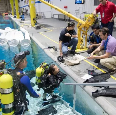dive team nasa