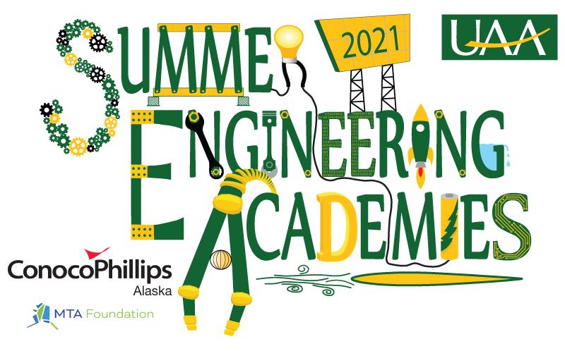 Uaa Calendar 2022.Summer Engineering Academies College Of Engineering University Of Alaska Anchorage