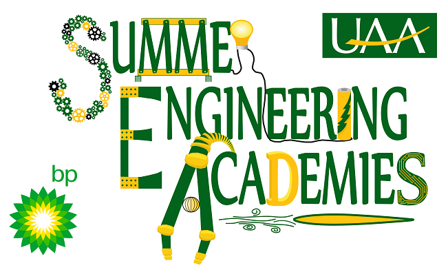 Summer Engineering Academies Logo