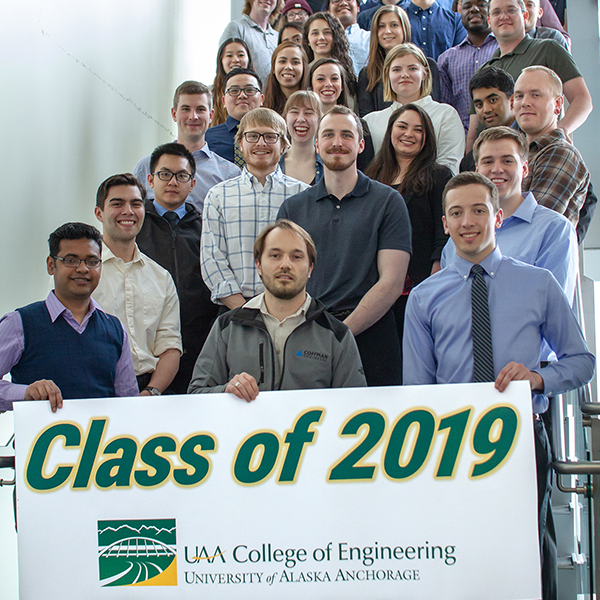 College of Engineering Graduation Class of 2019