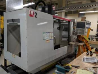 Picture of CNC Mill