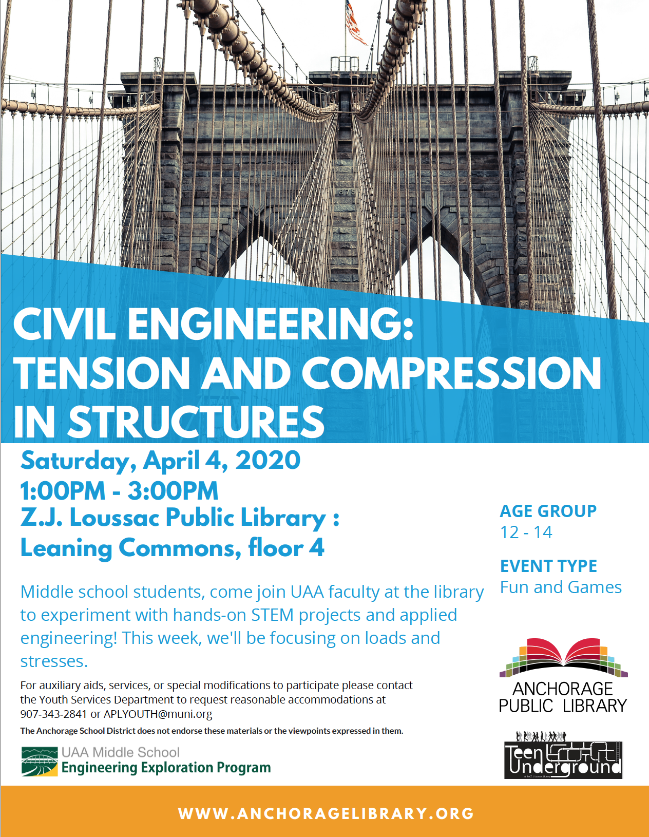 Civil Engineering Poster
