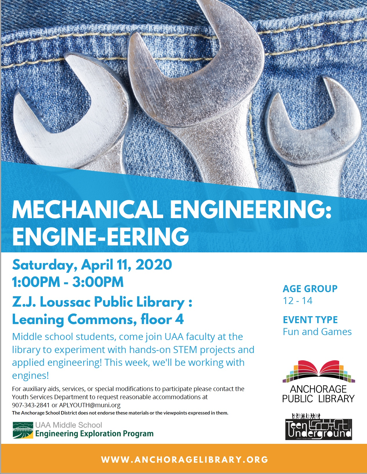 Mechanical Engineering Poster