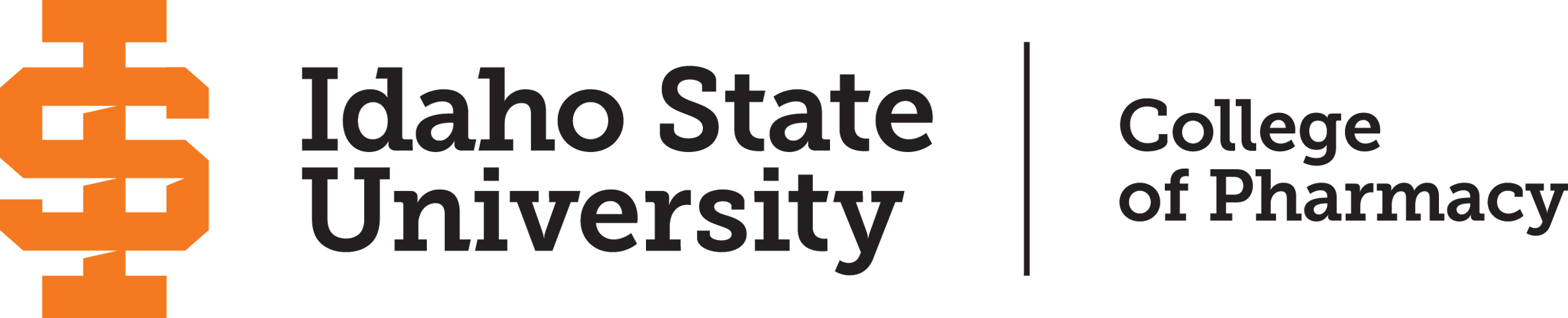 Idaho State University College of Pharmacy logo