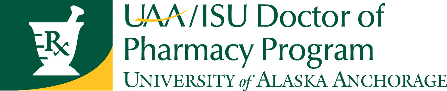 UAA/ISU Doctor of Pharmacy Program logo