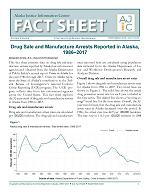 PDF of Drug Sale and Manufacture Arrests Reported in Alaska, 1986–2017
