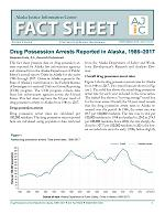 PDF of Drug Possession Arrests Reported in Alaska, 1986–2017