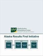 PDF of Alaska Results First Initiative: Adult Criminal Justice Program Benefit Cost Analysis. Click through for PDF.