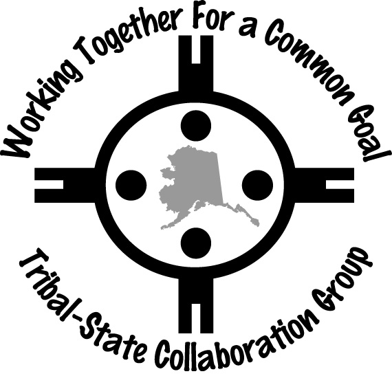 Tribal State Collaboration Group Logo