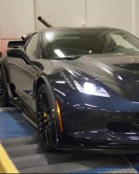 Meet the fleet: Auto tech program receives 2016 Z07 Corvette