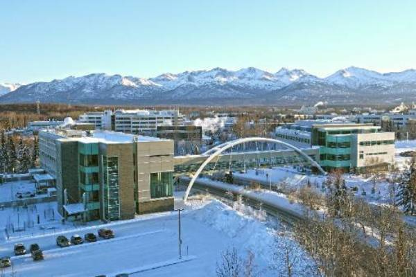 UAA in winter time