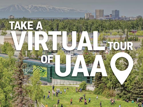 Take a virtual tour of UAA