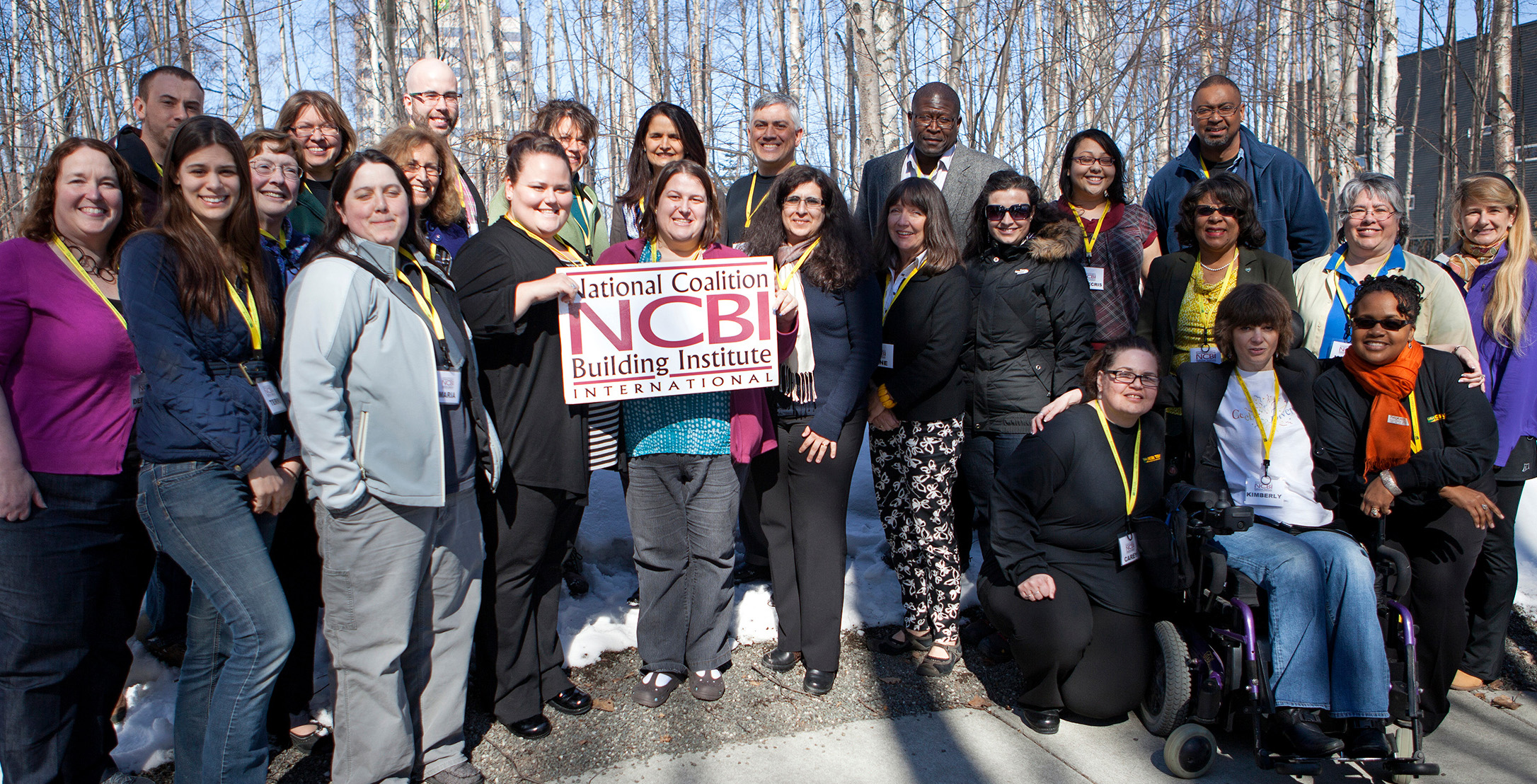 NCBI LEADERSHIP TEAM