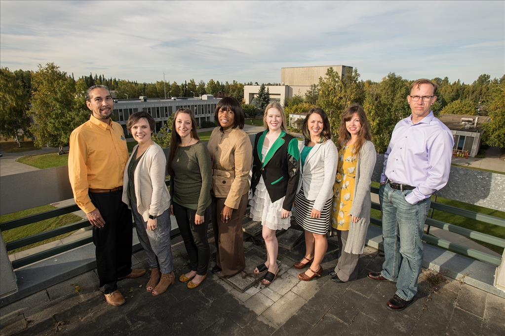 UAA's First Year Advising team.