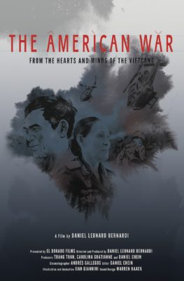 """The American War"" - Documnetary screening Dec. 11, 8 p.m. at the Alaska Experience Theater"