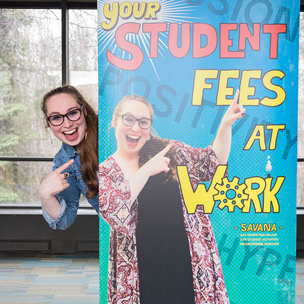 Fees at Work Poster