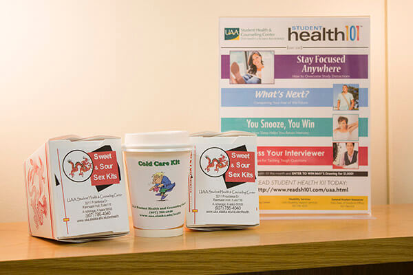 Health promotion supplies