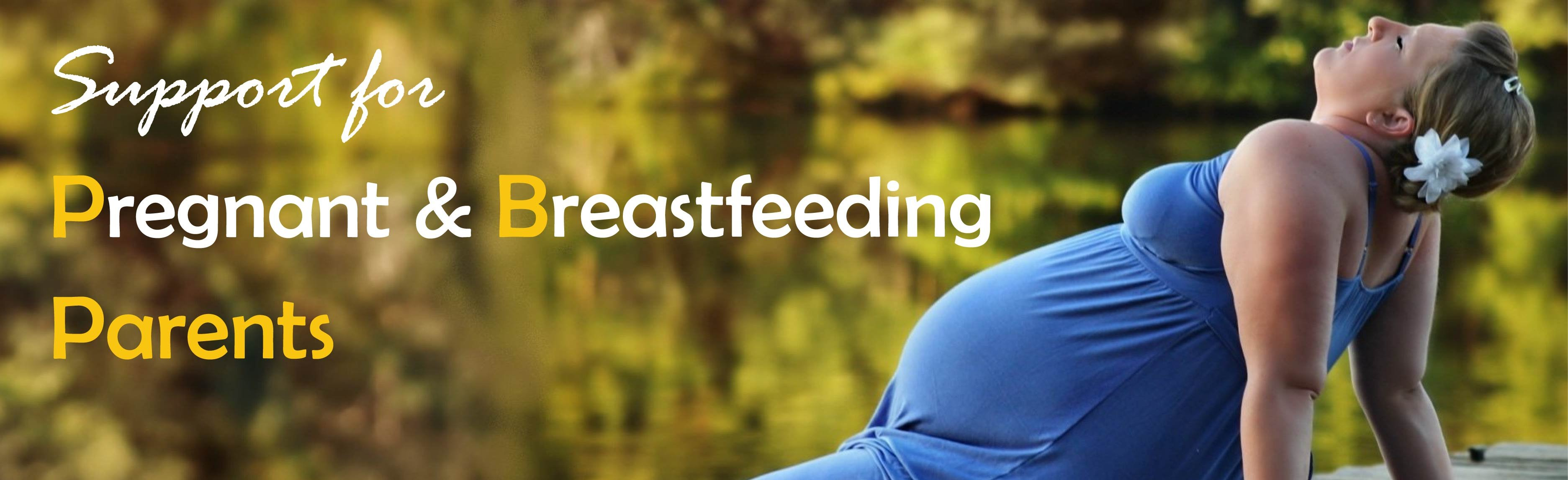 Support for Pregnant & Breastfeeding Mothers