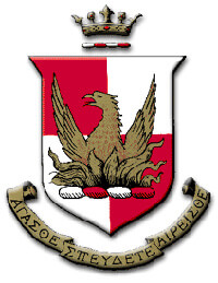 Coat of arms for Alpha Sigma Alpha Sorority