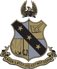Alpha Sigma Phi Fraternity coat of arms
