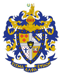 Sigma Alpha Epsilon Coat of Arms