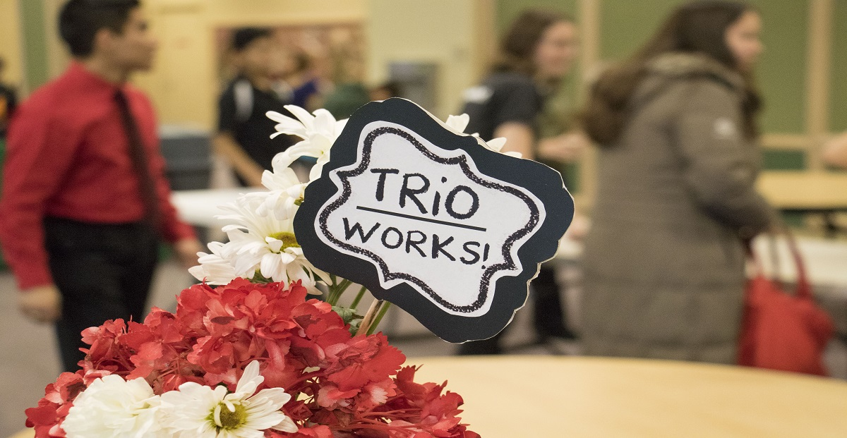 TRIO National Day of Service