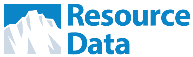 Resource Data, Inc. Logo