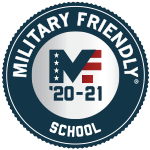 Military Friendly School 2019-2020 Silver Logo
