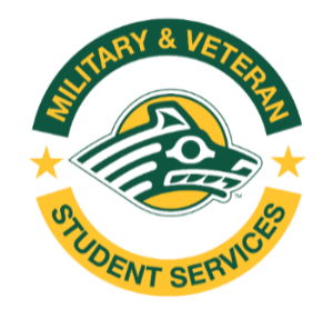 University of Alaska Anchorage Military & Veteran Student Services Logo